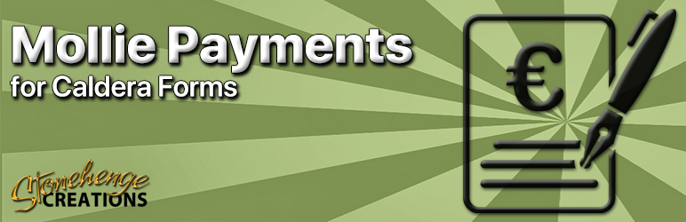 Mollie Payments for Caldera Forms