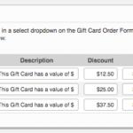 EM Pro - Gift Cards